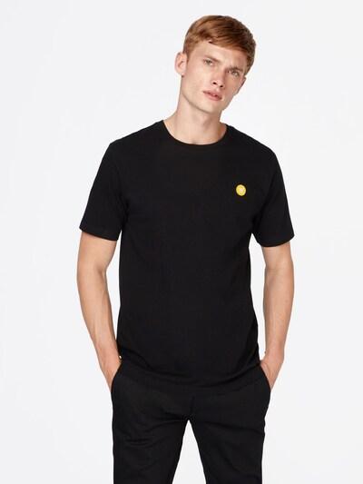WOOD WOOD Shirt in schwarz: Frontalansicht