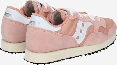 saucony Schuhe 'DXN Vintage' in apricot / puder / weiß: Rückansicht