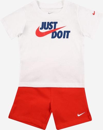 NIKE Odjeća za vježbanje u plava / crvena / bijela, Pregled proizvoda