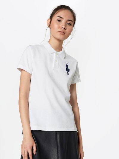 fehér POLO RALPH LAUREN Póló, Modell nézet