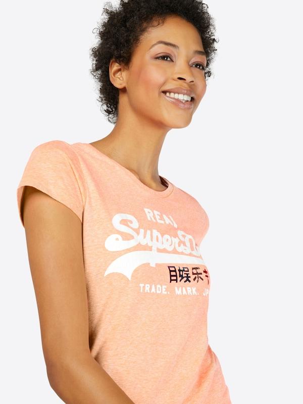Superdry T-Shirt VNTAGE LOGO FOIL POP ENTRY