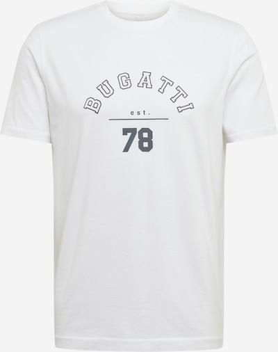 bugatti Shirt in weiß, Produktansicht