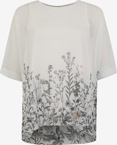 ABOUT YOU Curvy Blusenshirt 'Sari' in weiß, Produktansicht