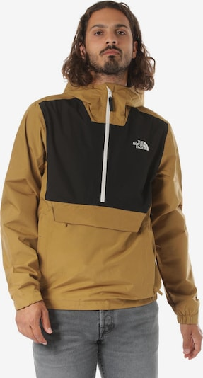 THE NORTH FACE Outdoorjacke in beige / schwarz, Produktansicht