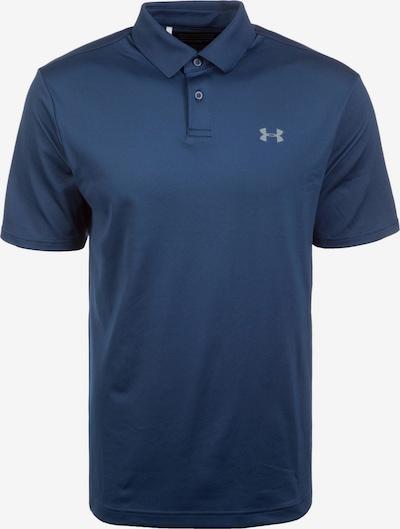 UNDER ARMOUR Golfpolo in dunkelblau, Produktansicht