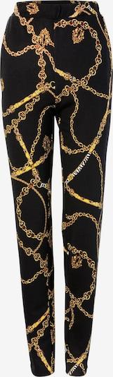 Aniston SELECTED Hose in gold / schwarz, Produktansicht
