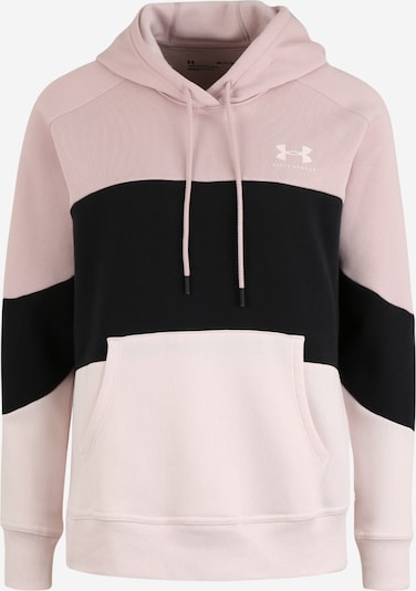 UNDER ARMOUR Športová mikina - ružová / pastelovo ružová / čierna, Produkt