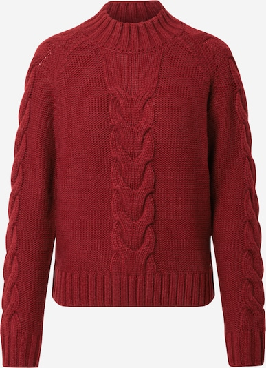 Pepe Jeans Pullover 'Sila' in karminrot, Produktansicht
