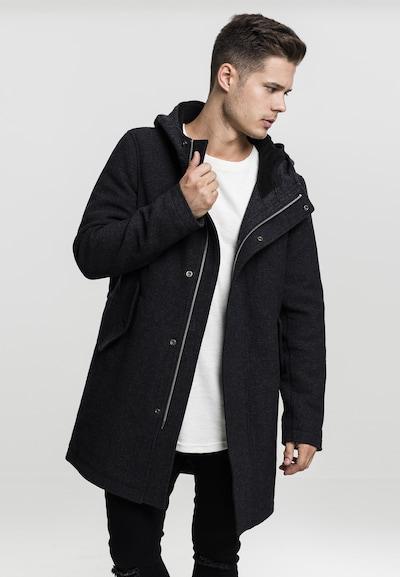 Urban Classics Prechodný kabát - sivá melírovaná, Model/-ka
