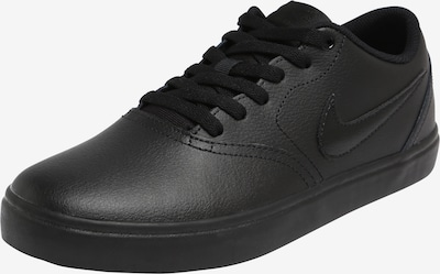 Nike SB Sneaker 'Check Solar' in schwarz, Produktansicht