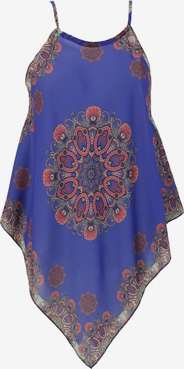 Aniston CASUAL Blouse in Blue / Mixed colors, Item view