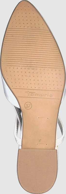 TAMARIS Pantolette Cross Slip Verschleißfeste billige Schuhe