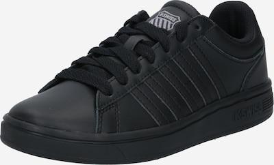 K-SWISS Sneaker 'Court Winston' in schwarz, Produktansicht