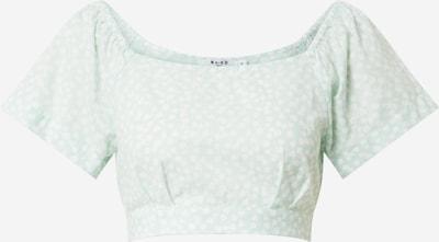 Maglietta NA-KD di colore verde pastello, Visualizzazione prodotti