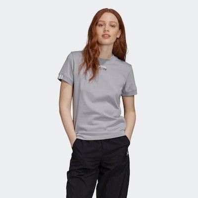 ADIDAS ORIGINALS Shirt in de kleur Grijs: Vooraanzicht