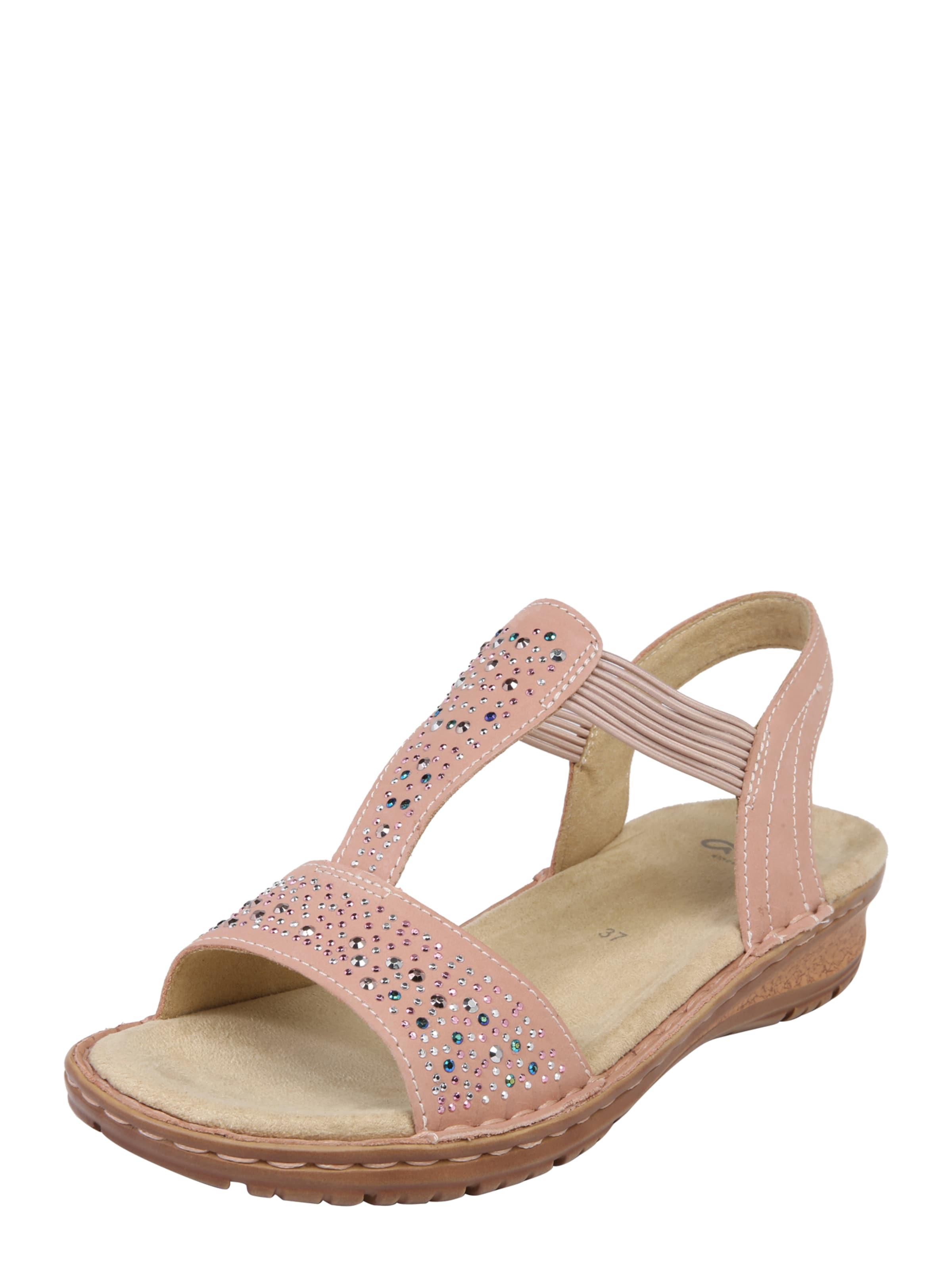 'hawaii' Sandale Ara Ara In Sandale RosaPuder PZOXkiuT