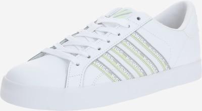 K-SWISS Sneaker 'BELMONT SO TAPE' in silber / weiß, Produktansicht