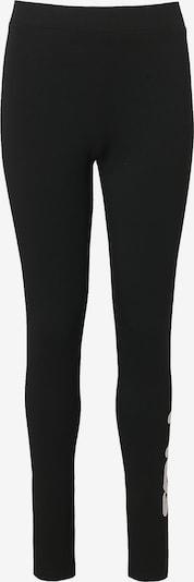 FILA Leggings in schwarz / weiß, Produktansicht