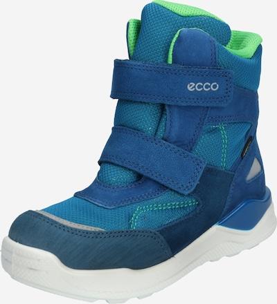 ECCO Schuh 'Urban' in blau / apfel, Produktansicht
