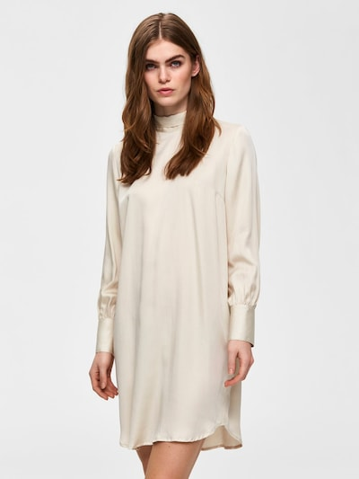 SELECTED FEMME Kleid in nude: Frontalansicht