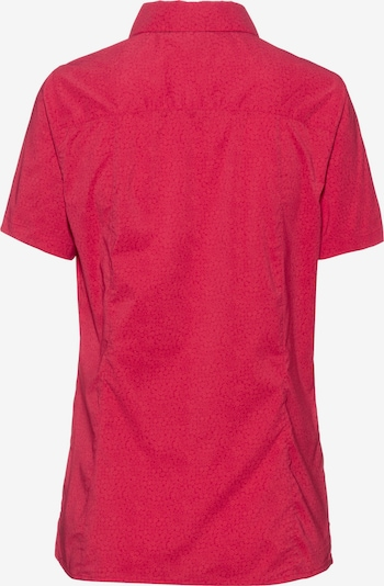 CMP Funktionsbluse in rot, Produktansicht