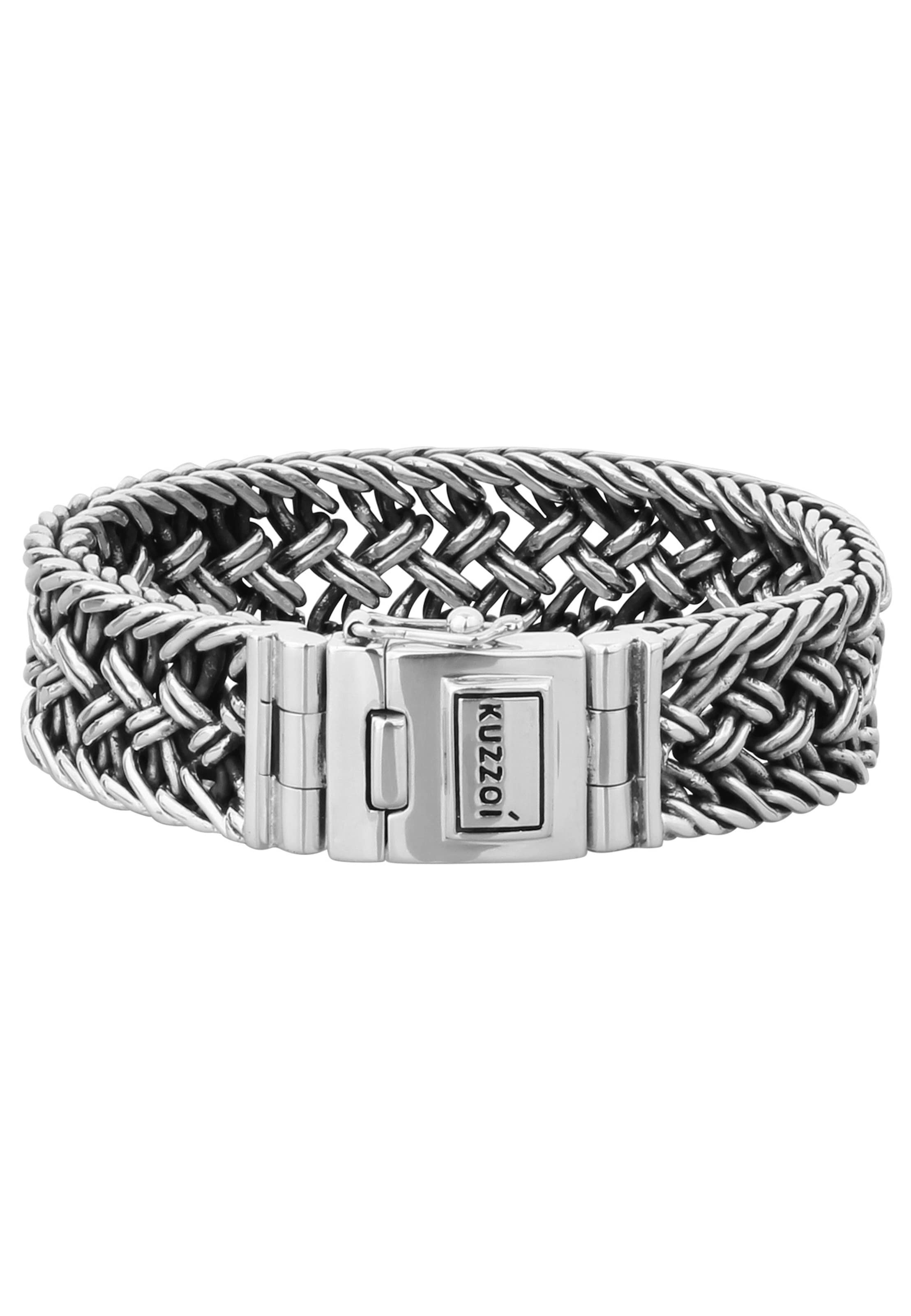 In Silber Kuzzoi Armband Armband Kuzzoi 'twisted' P80wOvNymn