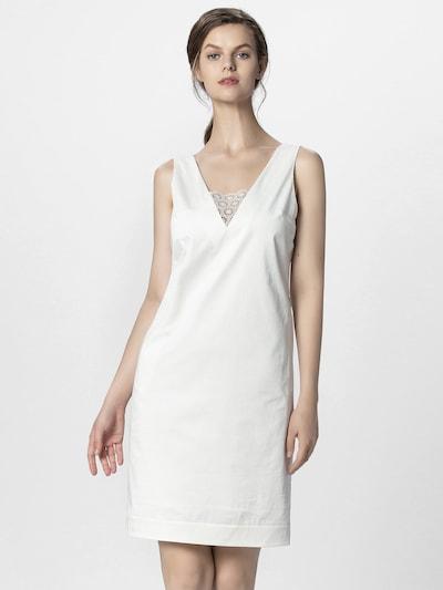 APART Sommerkleid mit Spitze in weiß, Produktansicht