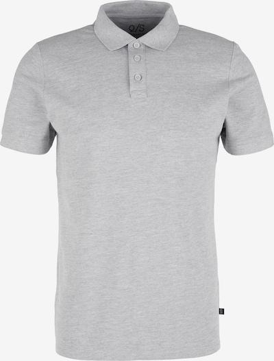 Q/S designed by T-Shirt in graumeliert, Produktansicht