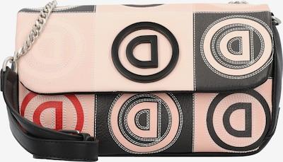 Desigual Umhängetasche 'Zurich' in rosa / rot / schwarz, Produktansicht