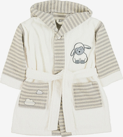 STERNTALER Kupaći ogrtač 'Stanley' u boja pijeska / ecru/prljavo bijela, Pregled proizvoda