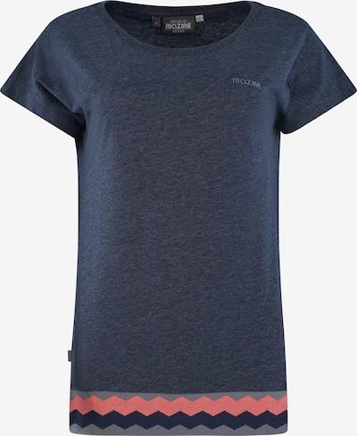 mazine Shirt 'Lynn' in violettblau, Produktansicht
