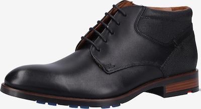 LLOYD Chukka Boots 'Jores' in de kleur Zwart: Vooraanzicht