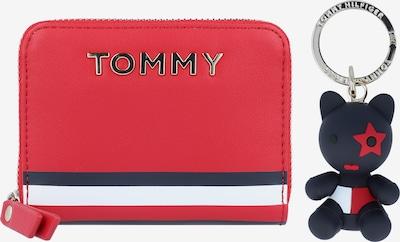 TOMMY HILFIGER Porte-monnaies en bleu marine / rouge, Vue avec produit