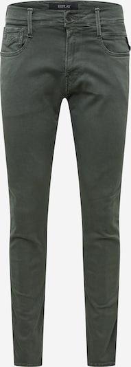 REPLAY Jeansy 'ANBASS Hyperflex' w kolorze zielonym, Podgląd produktu