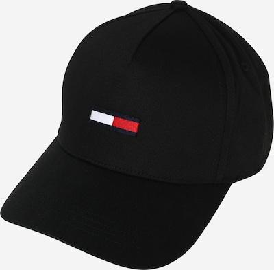 Tommy Jeans Čepice 'FLAG' - černá, Produkt