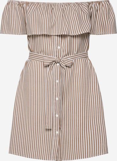 ABOUT YOU Šaty 'Lotta' - světle hnědá / bílá, Produkt