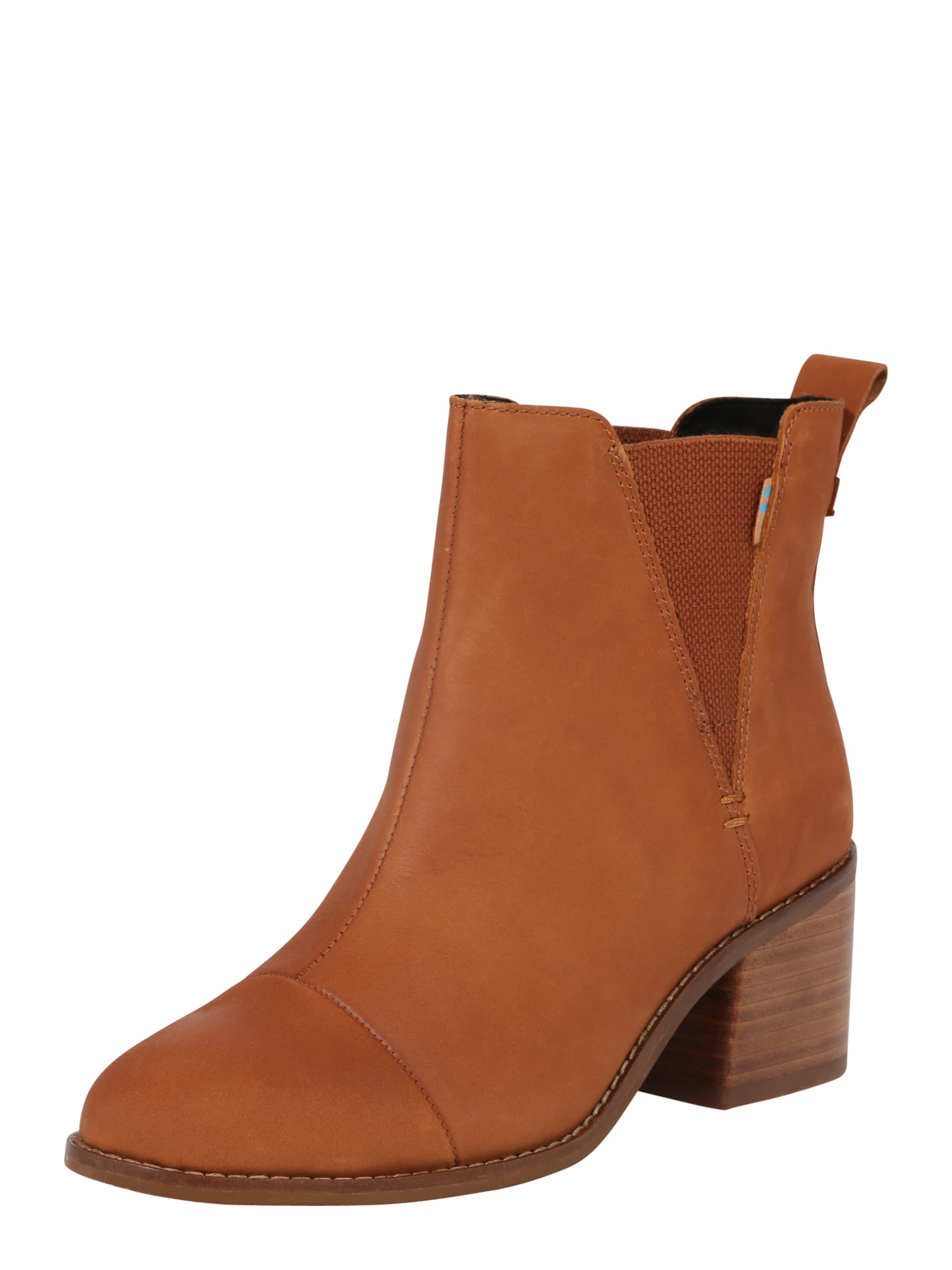 Boot Toms 'esme' Chelsea Cognac In QtrhxsdC
