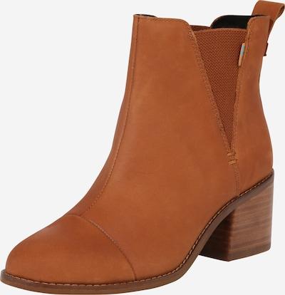 TOMS Chelsea boots 'Esme' in de kleur Cognac, Productweergave