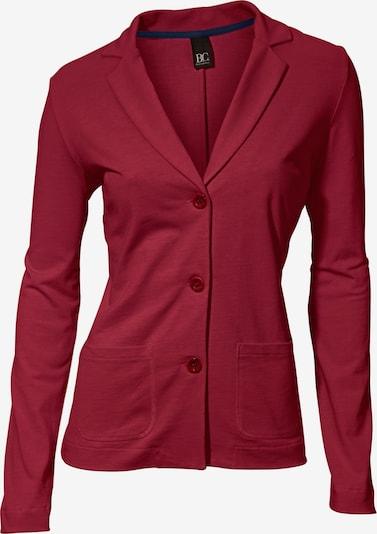 heine Damen - Blazer 'Jerseyblazer' in karminrot, Produktansicht