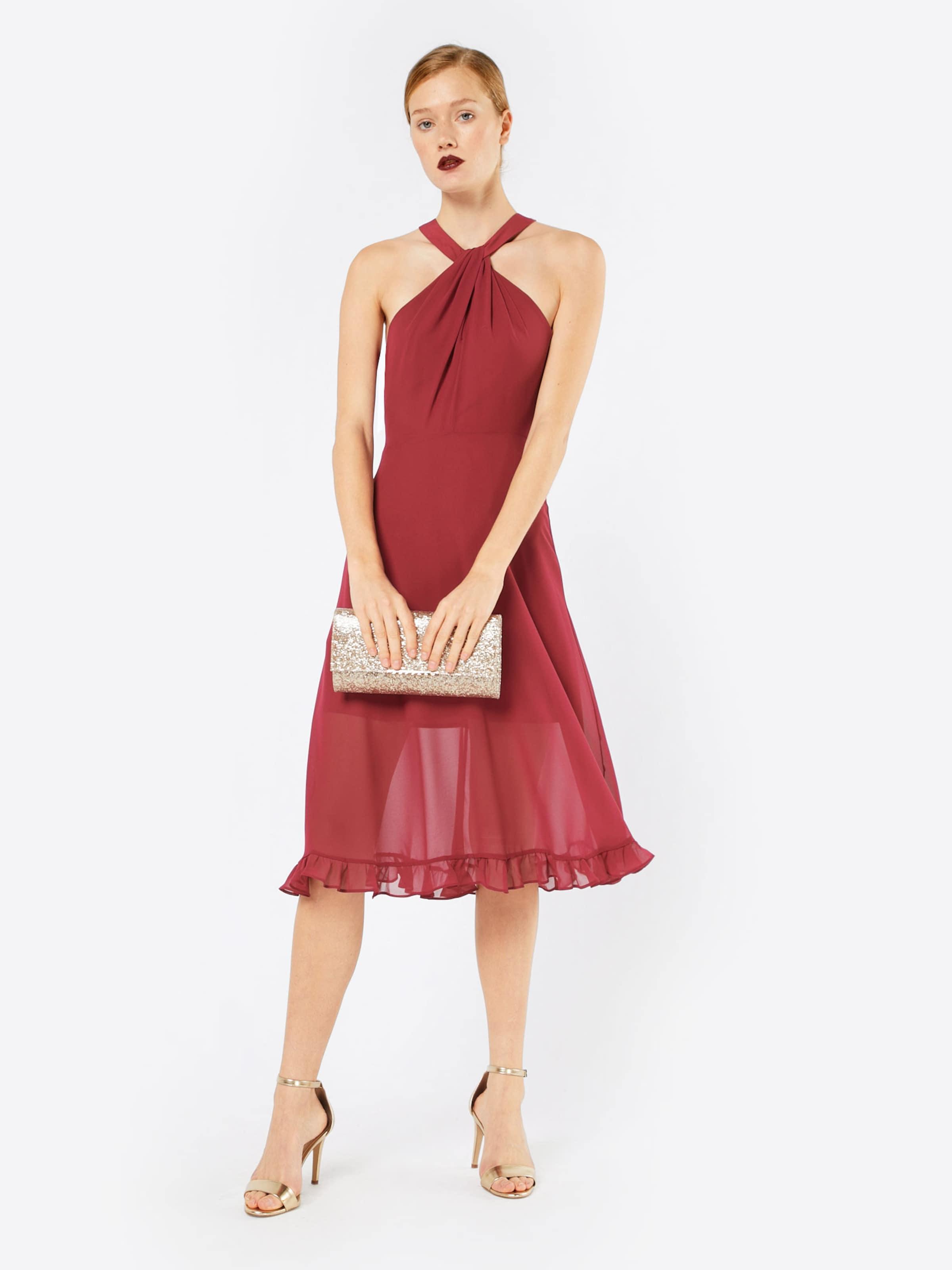 Verkauf Wie Viel Neueste Online-Verkauf BCBGeneration 'WOVEN CKTL' Dress o871GPjxY