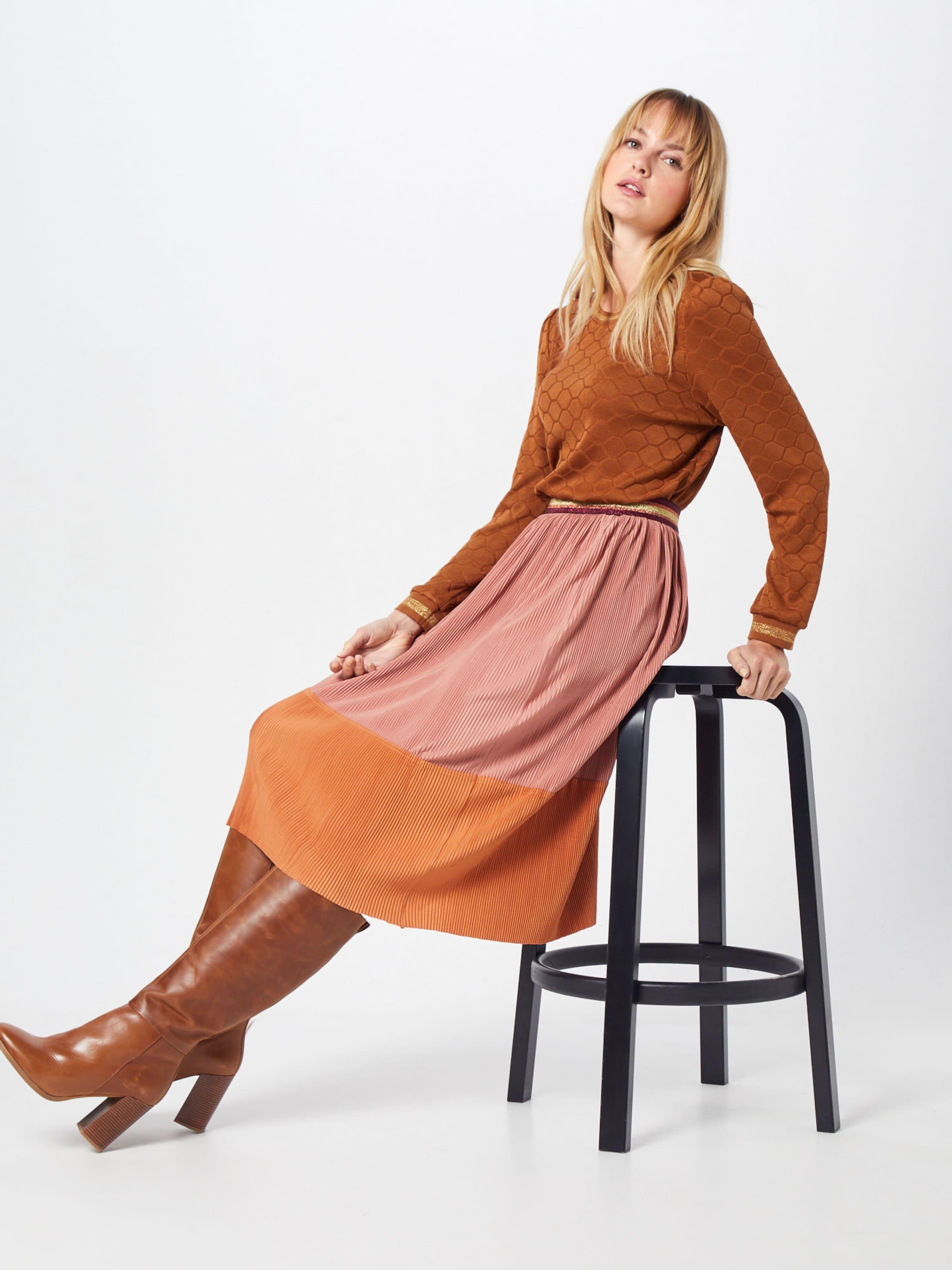 Sofie 'jana' T shirt Orange Schnoor En Foncé N8nOPXwkZ0