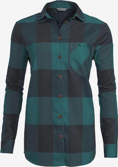 VAUDE Hemd in grün, Produktansicht