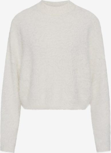 ONLY Sweter w kolorze białym: Widok z przodu