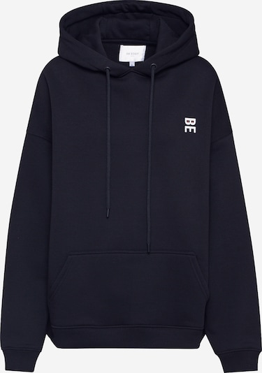 BE EDGY Sweatshirt in schwarz, Produktansicht