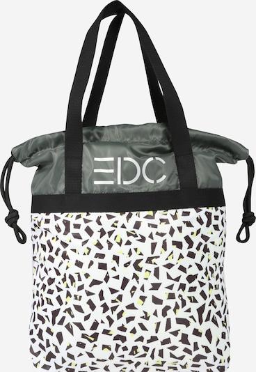 ESPRIT Tasche 'Denver Drwstrsh' in schwarz / weiß, Produktansicht