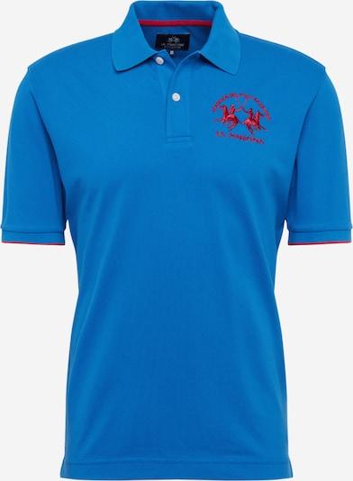 Marškinėliai iš La Martina , spalva - mėlyna, Prekių apžvalga
