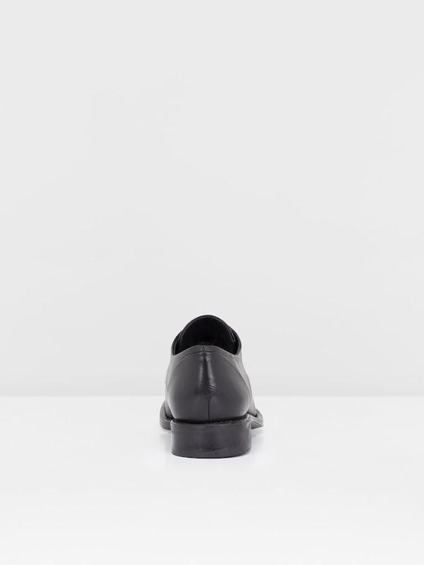 Bianco Elegante Zehenkappen Schuhe
