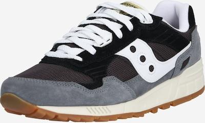 saucony Sneaker 'Shadow 5000' in braun / grau / schwarz / weiß, Produktansicht