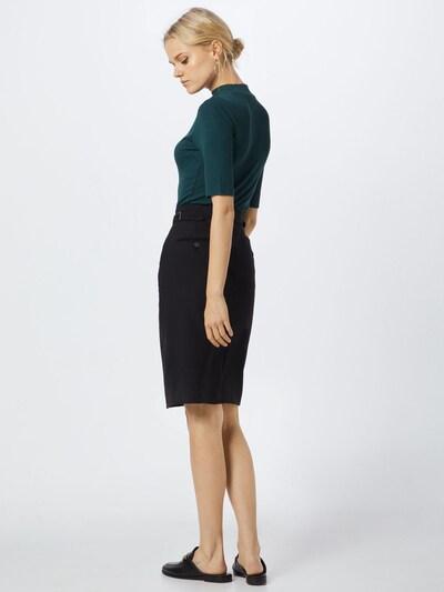 POLO RALPH LAUREN Spódnica w kolorze czarnym: Widok od tyłu
