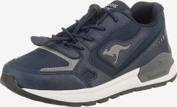KangaROOS Sneaker 'Rooki' in Blau
